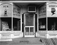 Jet-Set Styling Salon, Salem, NJ by George Tice