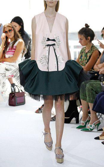 Delpozo Spring Summer 2016 Look 23 on Moda Operandi