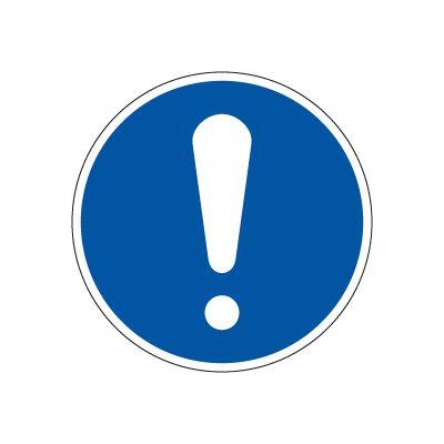 Fare! - Bestil påbudsskilte online hos JO Safety!