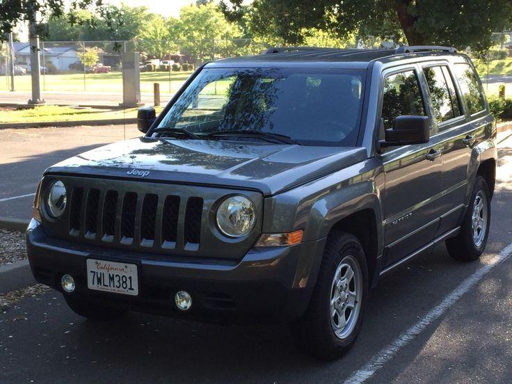 eBay: 2014 Jeep Patriot Sport Sport Utility 4-Door 2014 Jeep Patriot Sport #jeep #jeeplife