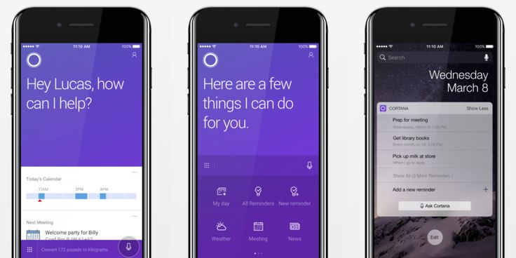 Microsoft Cortana app for iPhone updated with redesigned UI and new features