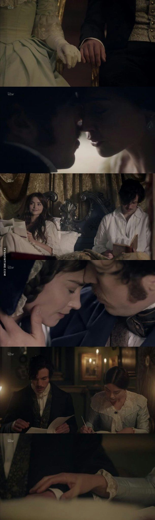 Victoria and her prince.