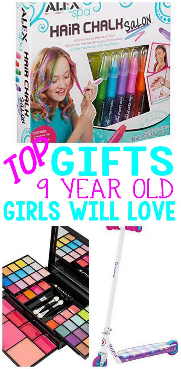 GIFTS 9 year old girls! BEST gifts 9 year old girls will love! Gift ideas  for a 9 year old girls birthday or Christmas gifts. Find the BEST presents  for ... d0454c6bec