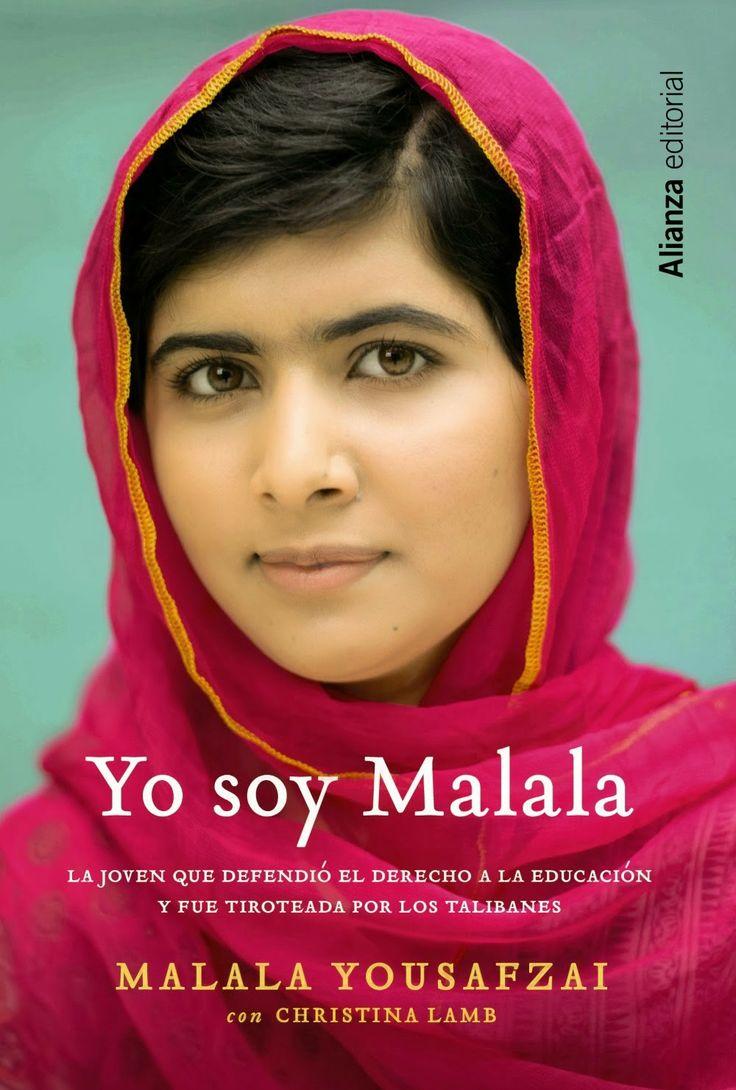 Yo soy Malala, Malala Yousafzai