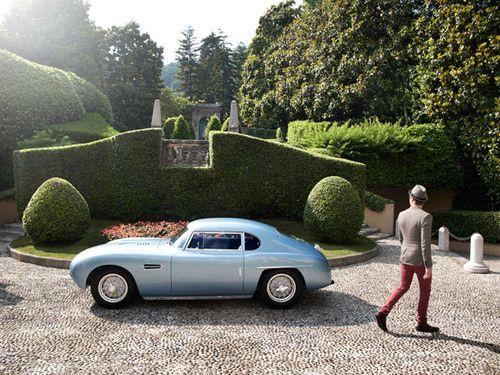 Aston Martin Zagato #classic #aston #zagato