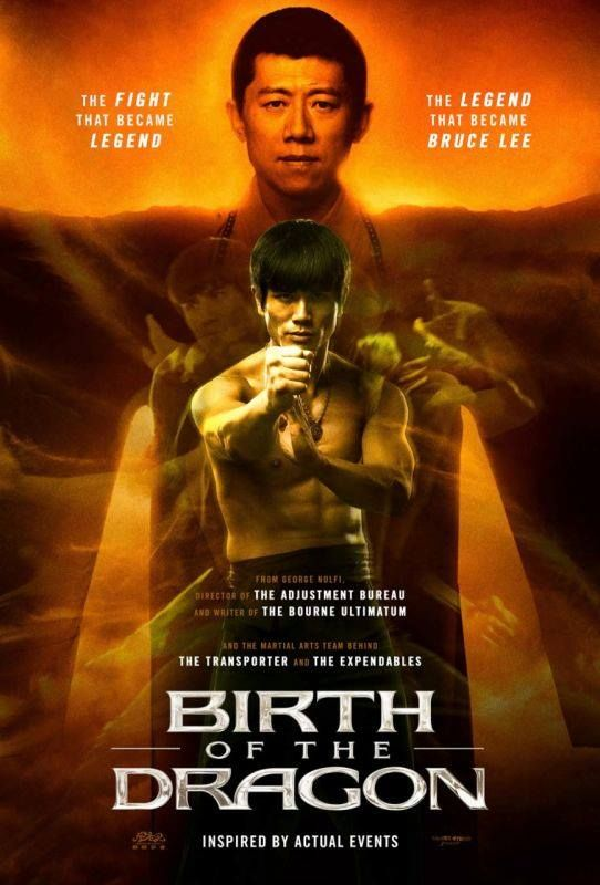 birth of the dragon | Bruce Lee comes to life in the first 'Birth of the Dragon ...