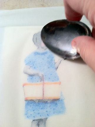 SUSAN STAYER: How To Do Parchment Paper Transfers on Encaustic