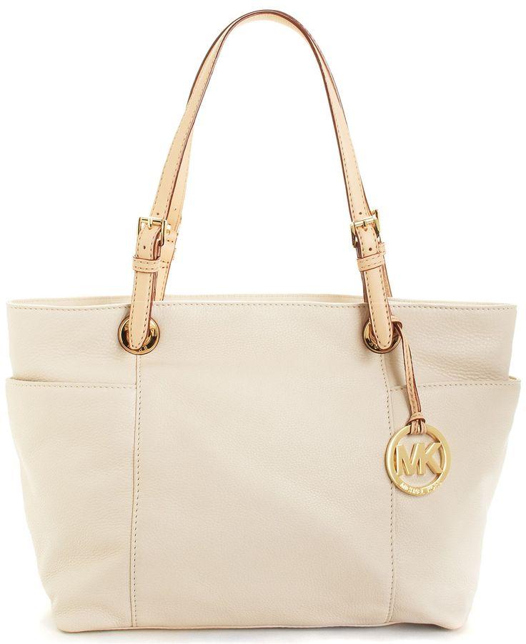 fashion Michael Kors online outlet, Large discount Michael Kors handbags on  www.HotSaleClan com, MICHAEL Michael Kors Handbag, Item Leather Tote - Tote  Bags ...