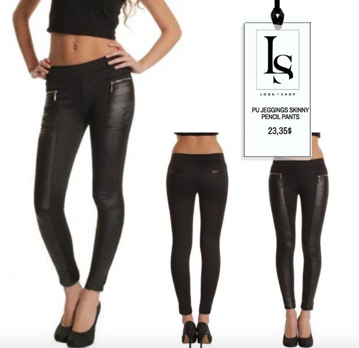 You Wont Regret Those Black Jeggings #musthave #skinny #jeggings  Get theme here: https://goo.gl/bSX4VQ