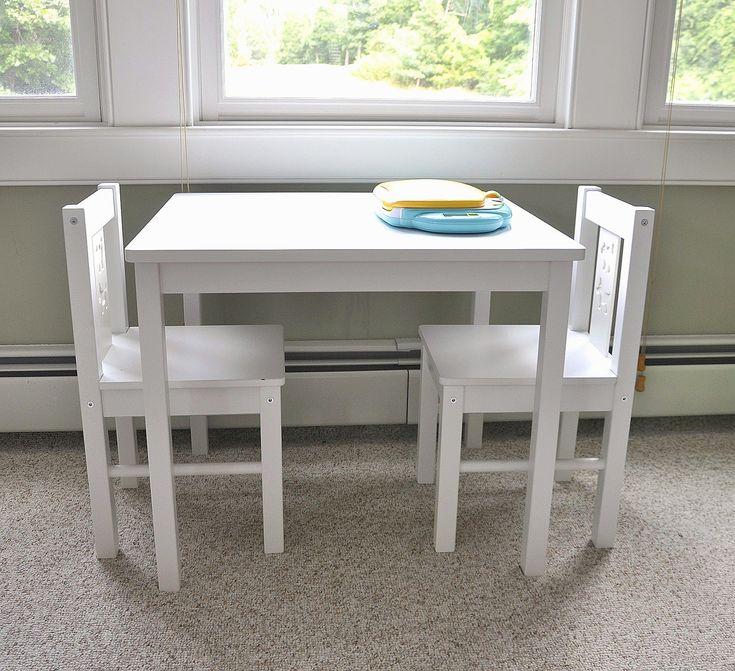 Ess Stuhl Und Tisch Set Für Kinder Esstisch Stühle