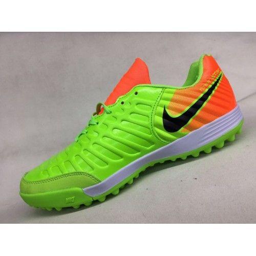 Nike Tiempo Fotbollsskor - Bast Nike Tiempo Legend VII TF Gron Fotbollskor