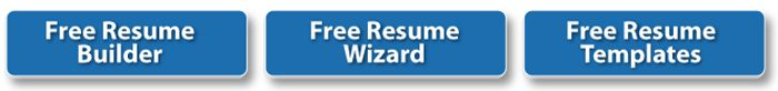 The Resume Builder Block  Specifically, a resume-template really works well when organized in the following order:  Job Objective Summary of Qualifications Professional Skills Work Experience Education and/or Specialized Training