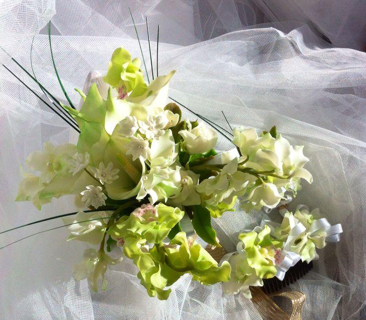 Bridal,by Natasha  Waldron