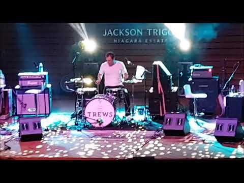 "The Trews' ""Hollis & Morris"" acoustic with a Gavin drum solo, from Jackson-Triggs in Niagara's wine country. Thanks to TFN'er TrueTrewsFan67 for sharing!"