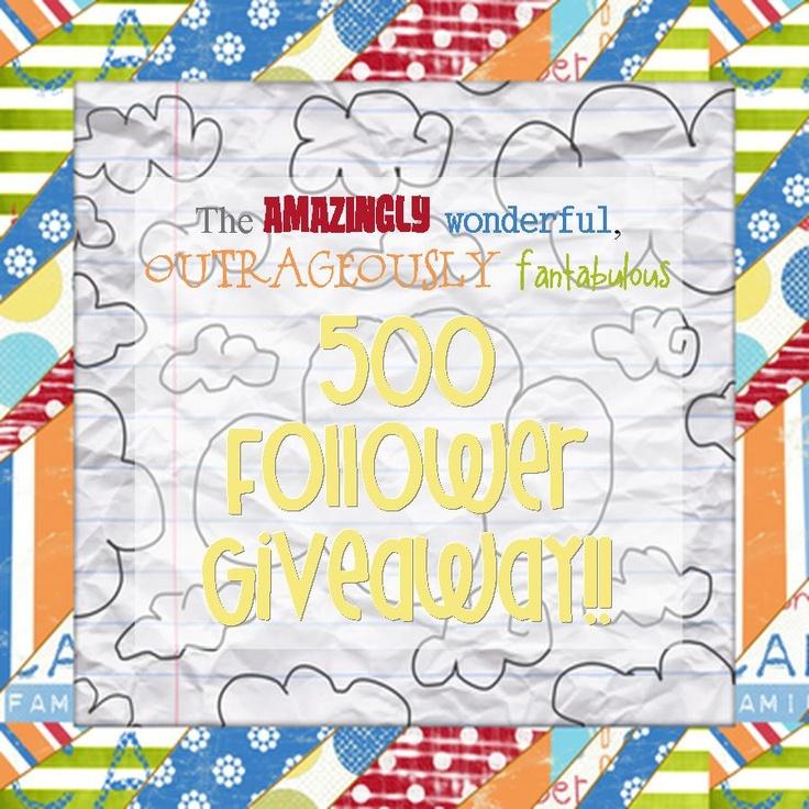 Come join Mrs. Stanford's Class 500 follower giveaway!Mrsstanfordsclass 500, Schools Blog, Mrsstanfordsclass Sh, Blog A Lici, Mrsstanfordsclass Giveaways, Education, Classroom Ideas, Stanford Class, Creative Classroom