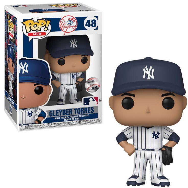 Gleyber Torres (New York Yankees) MLB Funko Pop! Series 3