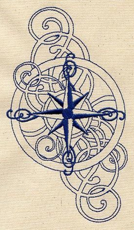 nautical swirly compass rose body art pinterest compass compass rose and a compass. Black Bedroom Furniture Sets. Home Design Ideas
