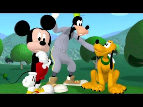 Mickey Mouse Clubhouse   S02E37   Goofy Goes Goofy