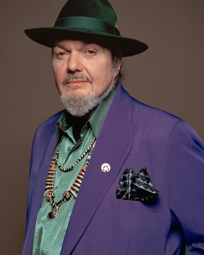 """Dr. John--Malcolm John """"Mac"""" Rebennack, Jr. (born November 21, 1940), better known by the stage name Dr. John (also Dr. John Creaux, or Dr. John the Night Tripper), is an American singer-songwriter, pianist and guitarist, whose music combines blues, pop, jazz as well as zydeco, boogie woogie and rock and roll."""