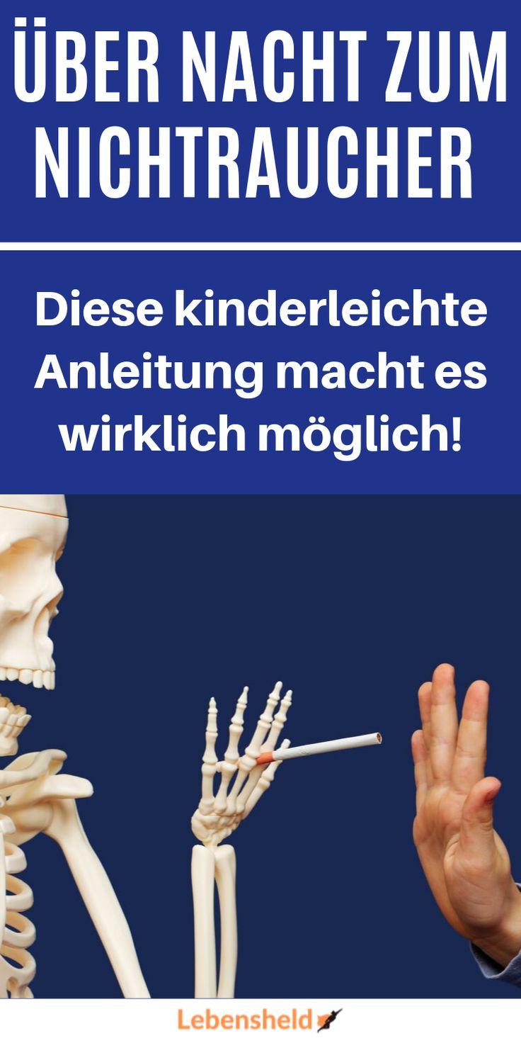 Mit dem Rauchen aufhören: So klappt es jetzt sofort!   Sprühen NicoZero 2021