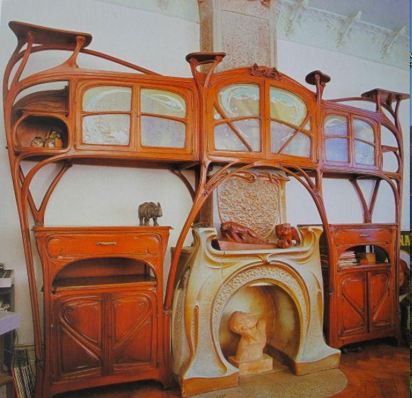 Maison Coilliot 1898 1900 Hector Guimard