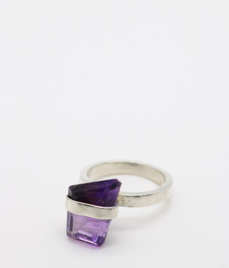 Piece of you purple ring