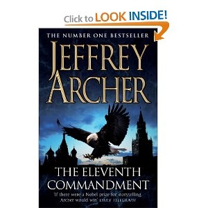 Very few writers can tell a story like him!  Worthwile reading!: Command 9780330523189, Worth Reading, Eleventh Command, Free Book, Book Worth, Jeffrey Archer, Worthwil Reading, Kindle Book, Book Jackets