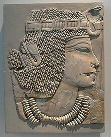 Relief Amenophis III from the Tomb of Chaemhet ( TT57 ) in Thebes-West. •Egyptian Museum in Berlin•