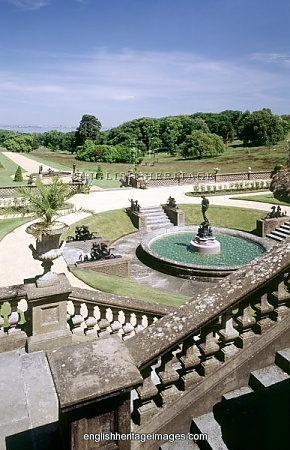 Osborne House gardens, Isle of Wight, UK  will definately do this when I buy my Chateau