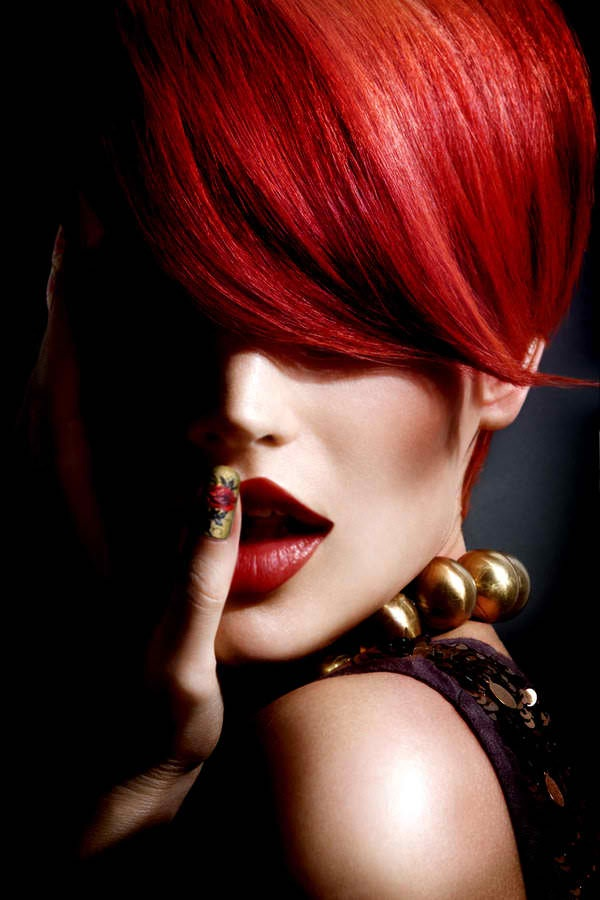 Red Hair Hair Pinterest