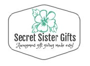 Secret Sister gifts offers beautiful gifts for special occasions such as birthdays, anniversaries, motherhood, new baby, get well and sympathy wishes.  Gifts may be sent anonymously.
