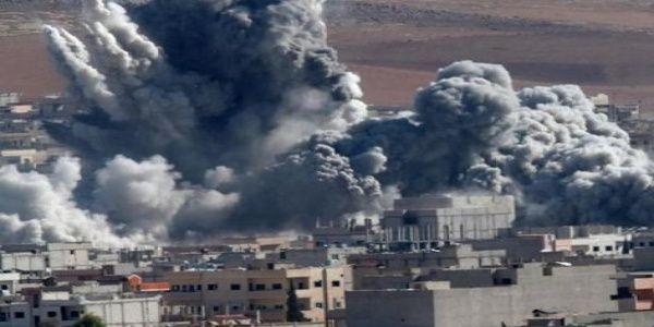 Με κομμένη την ανάσα ο πλανήτης: Οι ΗΠΑ θα πλήξουν την Δαμασκό γιατί η συριακή αεροπορία κτύπησε με βόμβες-βαρέλι