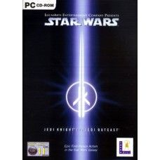 Star Wars Jedi Knight II: Jedi Outcast for PC from LucasArts