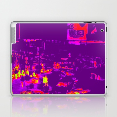 Wicked Laptop & iPad Skin by Jaana - $25.00