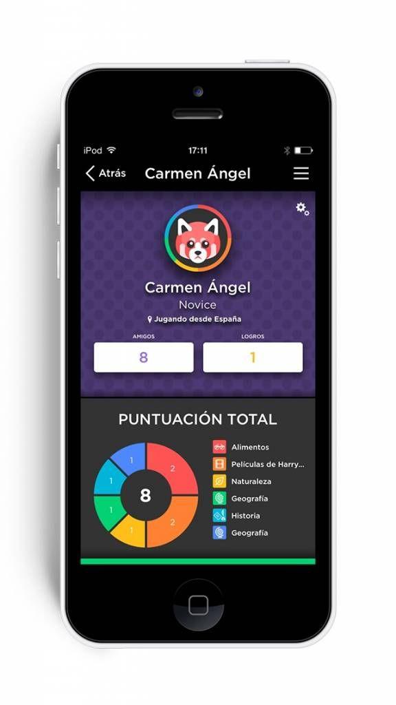 Plain Vanilla Games ha anunciado hoy el lanzamiento de QuizUp, el mayor juego de preguntas en el mundo para Android y iPhone, en español, con más de 50.000 preguntas de trivia en cerca de 100 categorías.