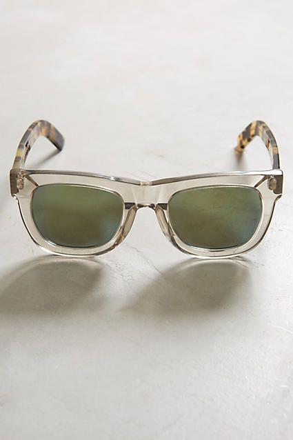 スーパーサングラス Super Sunglasses レディース メガネ・サングラス アクセサリー Tuttolente Zizza Sunglasses Black/Black