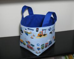How to Make a Fabric Basket free pattern good tutorial