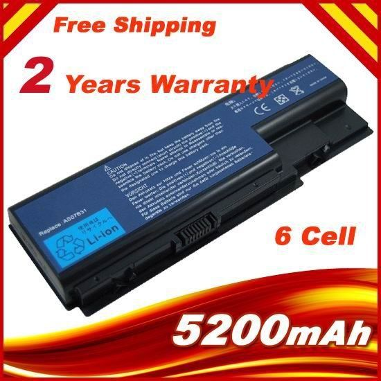 Аккумулятор для Acer аккумулятор для Acer Aspire 5310 6920 г 6930 5520 5920 5920 г AS07B31 AS07B41