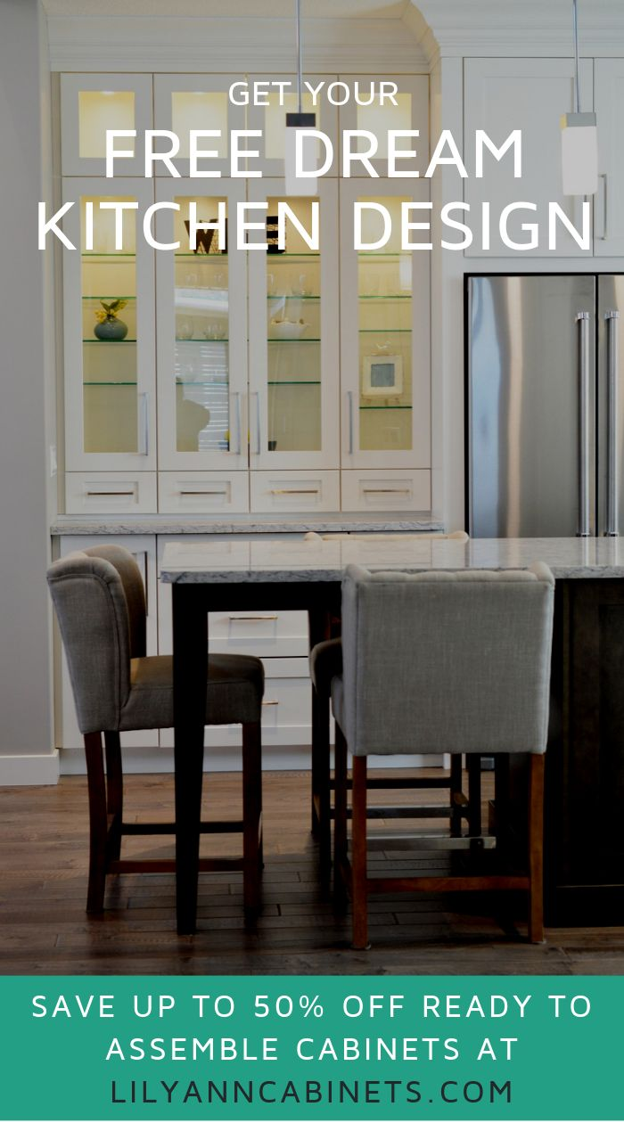 Charge into october your kitchen renovation plans with - Design your kitchen online for free ...