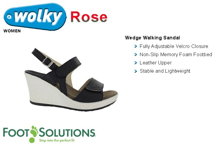 Wolky Rose - Women // Spring 2014