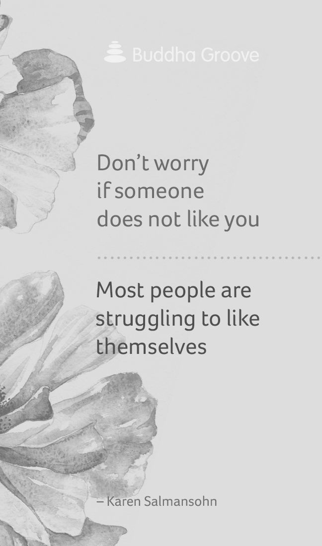Thought on Self Compassion