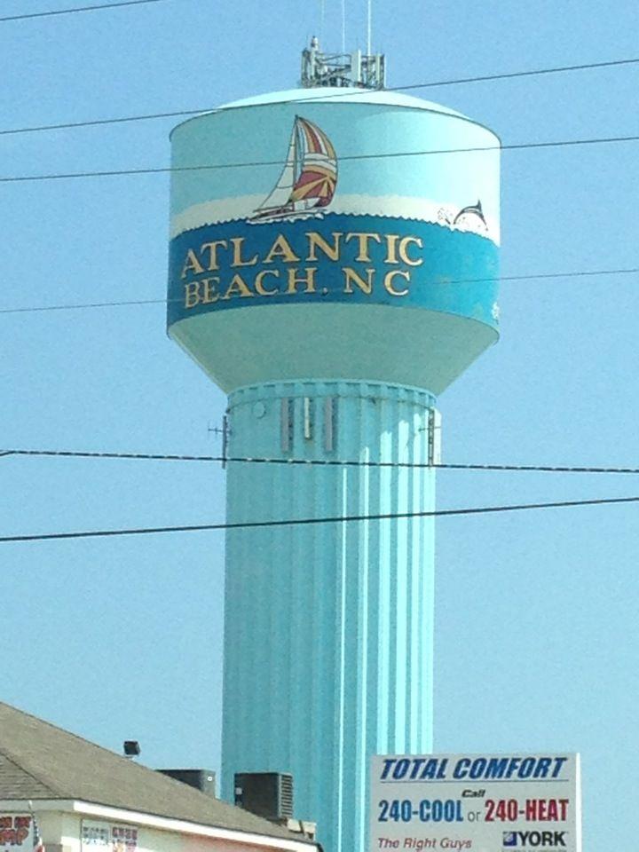Atlantic Beach in Atlantic Beach, NC