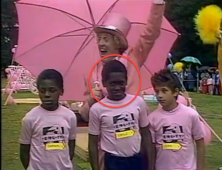 Hilarious EMILE HESKEY Clip ! as a kid on the Rod Hull and Emu show