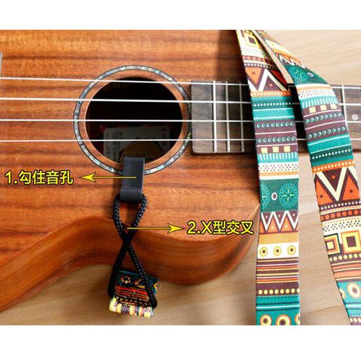 New hot Ukulele strap length 135cm Wukelili ukulele #Affiliate