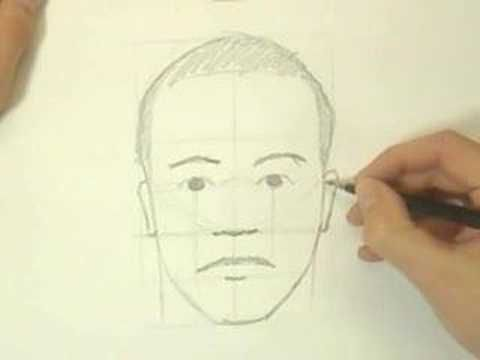 Learn to Draw Portraits - Ep.6A  Measuring great lessons on this site!