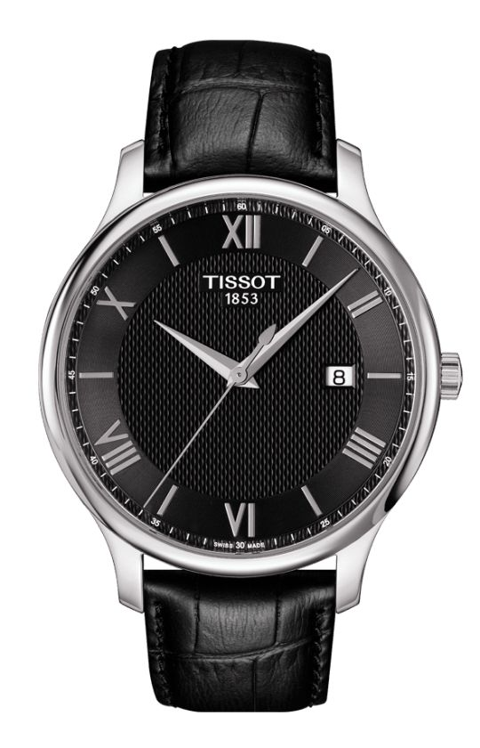 Official Tissot Website - Watches - T-Classic - TISSOT TRADITION - T0636101605800
