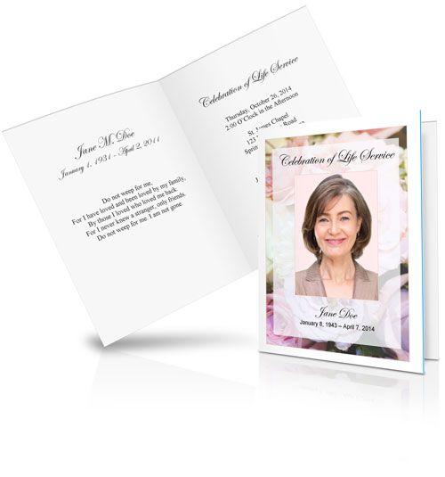 9 best Memorial Cards images on Pinterest Memorial cards - burial ceremony program