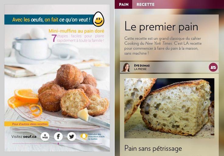 Le premier pain - La Presse+