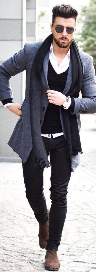 Men's Street Style Ideas Of The Day (Part 1)