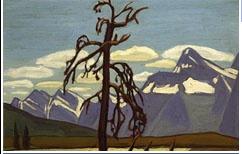 a master of light.    lawren harris (1885-1970)